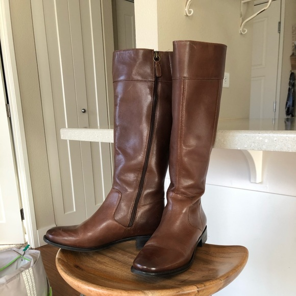 7c9bbf1a11a Cole Haan Corrine Riding Boots